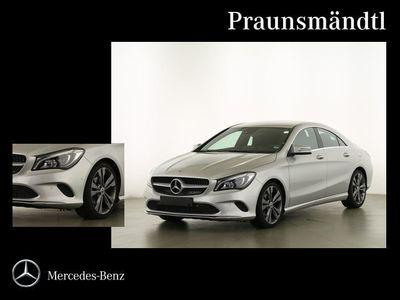 "gebraucht Mercedes CLA200 Coupe Urban 7ATG/NAVI/LED/PTS/18""/Eu6dTe"
