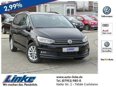 gebraucht VW Touran 2.0 TDI DSG Highline Navi/AHK/ACC/Panoram