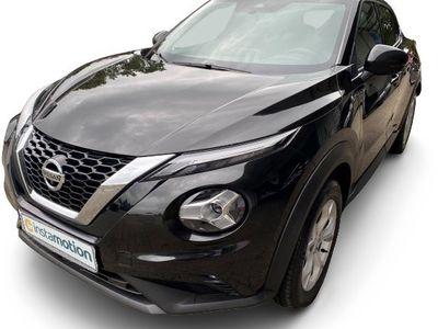 gebraucht Nissan Juke JukeN-Connecta DIG-T 117 EU6d-T Navi-LED-ACC-Winterpkt.