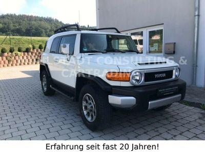 gebraucht Toyota FJ Cruiser 1 Hand Service Bremsen TÜV neu TOP