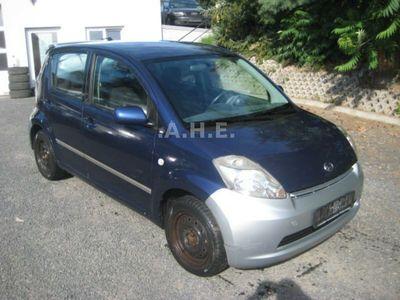 gebraucht Daihatsu Sirion 1.3*KLIMA*ZV+FB*4xel.FH*TÜV 08/2020*