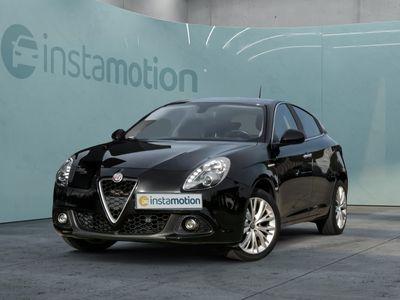 gebraucht Alfa Romeo Giulietta GiuliettaSuper 1.4 TB START/STOP+TEMP+ZV+SHZ+PDC vo.&hi.