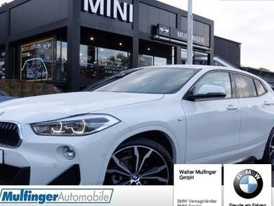 gebraucht BMW X2 sDr.18i M Sport DKG LED DrvAs.Navi Harm/Kard