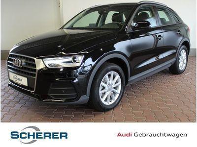 gebraucht Audi Q3 2.0 TDI Navi, Xenon, LED, PDC, SHZ, GRA, LM