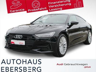 gebraucht Audi A7 Sportback 50 TDI Leder Matrix LED Navi