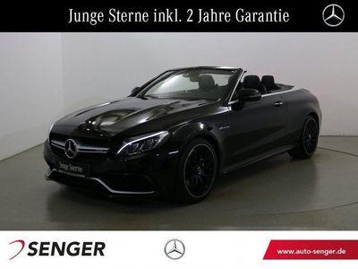 gebraucht Mercedes C63 AMG AMG Cabriolet Comand Burmester Rückfahrk.