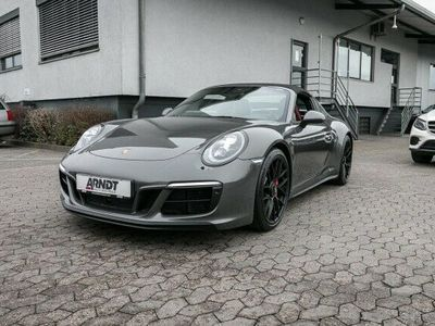 gebraucht Porsche 911 Targa 4 GTS Chrono LED PDCC Adaptiv+ Bose