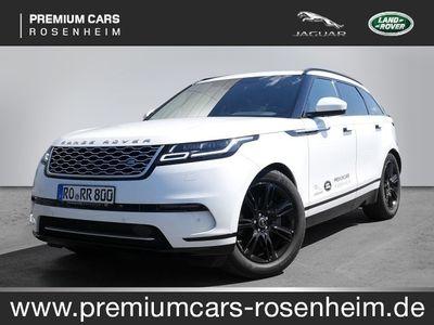 gebraucht Land Rover Range Rover Velar 3.0d Velar SE ACC/AHK Black-P.
