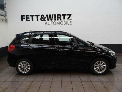 gebraucht BMW 218 Active Tourer Advantage Aut. Navi Klima PDC