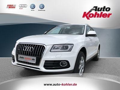 gebraucht Audi Q5 2.0 TDI quattro Xenon Tempomat Sitzheizung EU5