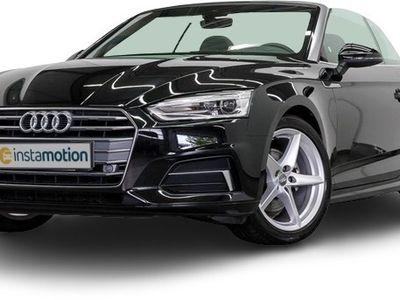 gebraucht Audi A5 Cabriolet A5 2.0 TDI SPORT NAVI ALCANTARA SITZHZG S-TRONIC PDC+