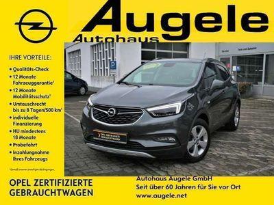 gebraucht Opel Mokka X 1.4 T., Bi-LED, Allradantrieb, Navi