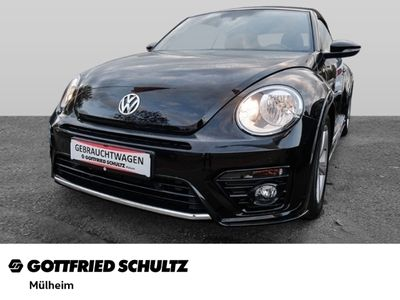 gebraucht VW Beetle Cabrio 1.4 TSI 6 Gang R-Line