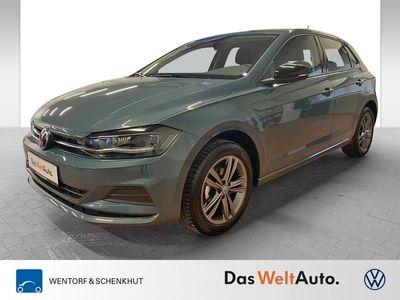 gebraucht VW Polo IQ.DRIVE 1.0 LED Connect-Paket Navi