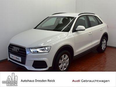 gebraucht Audi Q3 1.4 TFSI S-tronic/Xenon/Navi/SHZ