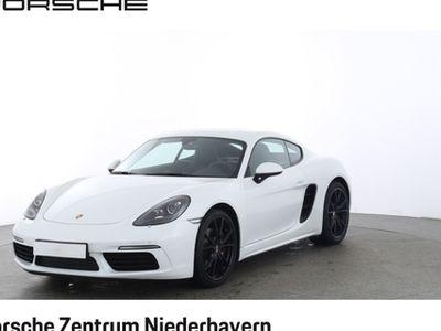 gebraucht Porsche Cayman (718) ( mit Ottopartikelfilter !! )