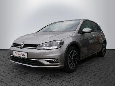 gebraucht VW Golf VII 1.6 TDI JOIN EU6 Navi ACC FrontAss AppC