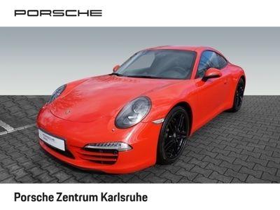 gebraucht Porsche 911 Carrera 991 3.4 BOSE PDLS keyless PASM