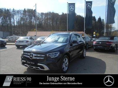 gebraucht Mercedes 200 GLCd 4M Navi LED AHK Wide Kamera 18'' Umwel