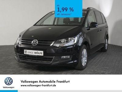 gebraucht VW Sharan Sharan 1.4 TSI DSG Comfortline Navi 7-Sitzer Spurhalteassistent EinparkhilfeCLBMT 110 TSID6F