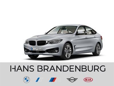 gebraucht BMW 320 Gran Turismo d xDrive LED Kurvenlicht e-Sitze HUD Rückfahrkam. Fernlichtass. LED-hinten LED-Tagfahrlicht RDC
