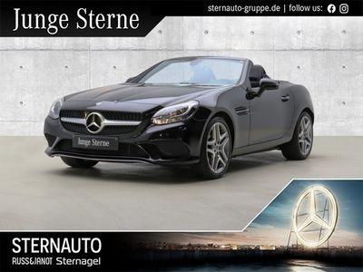 gebraucht Mercedes 180 SLCPanoramadach KEYLESS-GO akt. Parkassistent