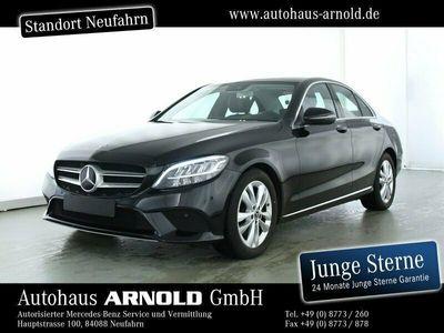 gebraucht Mercedes C200 d Avantgarde LED-Sch. Kamera Navi Sitzh. !