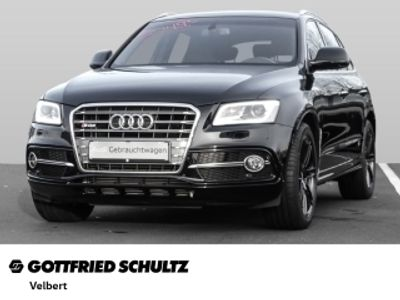 second-hand Audi SQ5 3.0 TDI COMPETITION NAVI,PDC TIPTRONIC