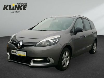 gebraucht Renault Grand Scénic Limited Deluxe TCe 115 +Navi+Klimaaut.+PDC