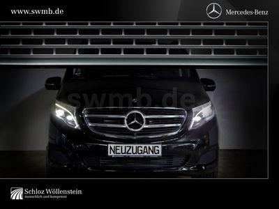 gebraucht Mercedes Vito 116 Kasten kompakt 4x4 Tempomat*Hecktüren*