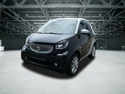 gebraucht Smart ForTwo Cabrio 52 kW - passion - LED & Sensor Paket