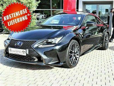 gebraucht Lexus RC300h Black Edition*GSD*Premium-Navigation als Sportwagen/Coupé in Stadtbergen