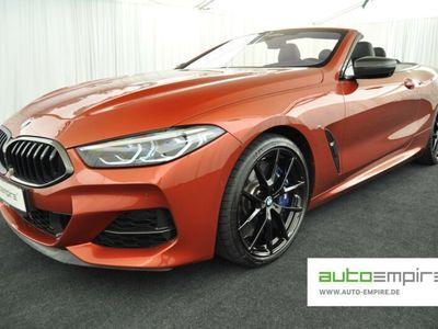 gebraucht BMW M850 i xDrive Cabrio LASER/B&W/DAB/D-ASS-PRO/S-CLOSE/20