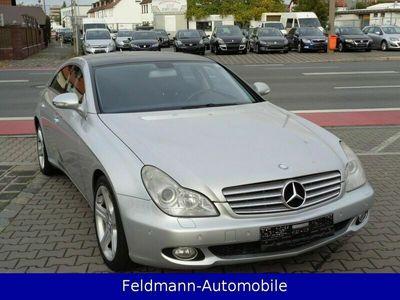 gebraucht Mercedes CLS320 CDI 7G-TRONIC DPF als Sportwagen/Coupé in Nürnberg