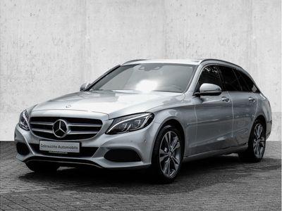 gebraucht Mercedes C400 4MATIC T Autom.