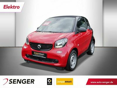 gebraucht Smart ForTwo Electric Drive coupe ed+COOL&AUDIO+WINTER-P+SITZHZG+LED+
