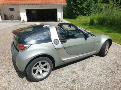 gebraucht Smart Roadster coupe softtop
