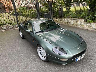 gebraucht Aston Martin DB7 Grundausstattung