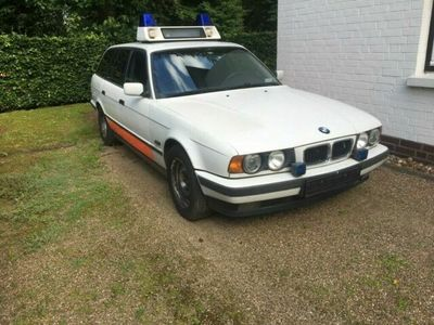 gebraucht BMW 525 td ex Notarzt 250tkm erst