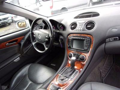 gebraucht Mercedes SL500 Roadster SL