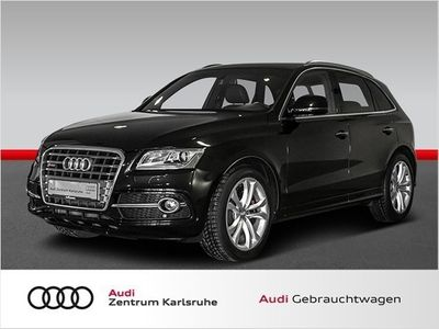 gebraucht Audi SQ5 3.0 TDI competition quattro B&O Alcantara