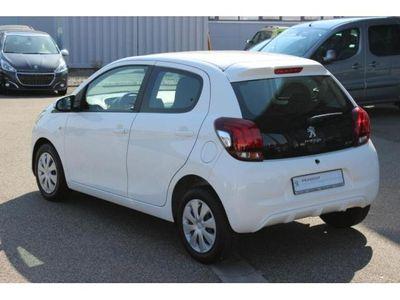 gebraucht Peugeot 108 Active 1,0 VTi 68 5T Klima Bluetooth Klima