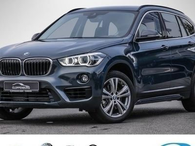 second-hand BMW X1 xDrive20i Sport Line LED Navi Tempomat AHK