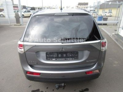 gebraucht Mitsubishi Outlander Invite ClearTec 2WD AHK, PDC,