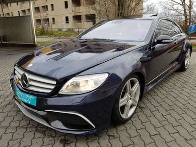 gebraucht Mercedes CL500 7G-TRONIC*AMG* NIGHTVISION*KEYLESS-GO
