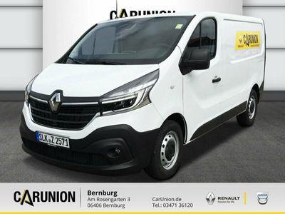 gebraucht Renault Trafic Lkw Komfort L1H1 3,0t dCi 145 Klima NAVI