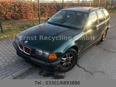gebraucht BMW 316 Baureihe 3 Touring i E36 Klima HU 04.2021