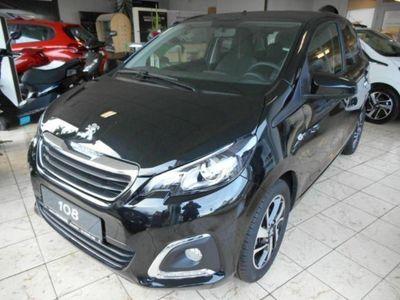 gebraucht Peugeot 108 1.2 VTi Allure (EURO 6)