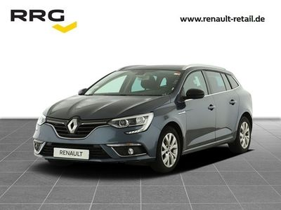 gebraucht Renault Mégane IV Grandtour dCi 115 EDC Limited Deluxe B