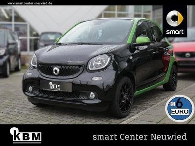 gebraucht Smart ForFour Electric Drive design Paket*prime*Media* PAN
